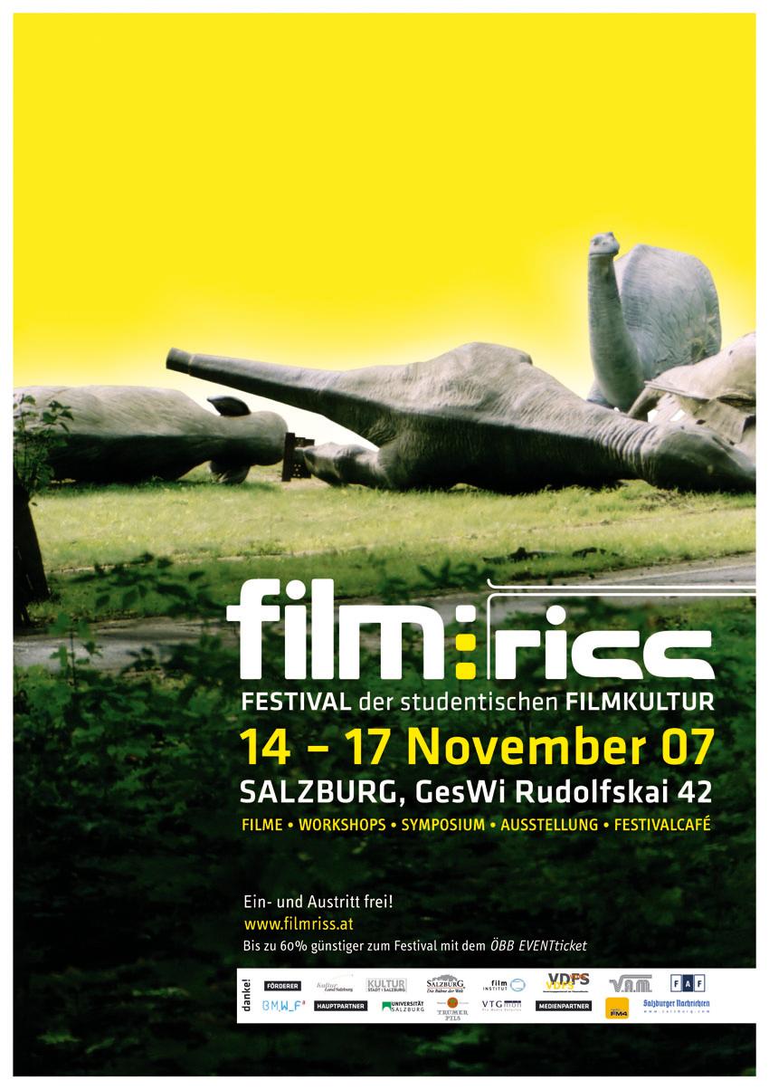 film:riss Festival-Poster 2007