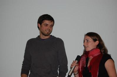 "David Paede und Barbara Sas (""Pick Wien an"")"