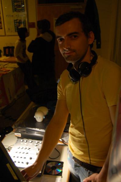 DJ Stimmung